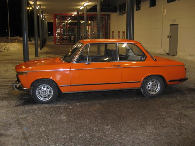 Ekkin - BMW 1602 -72 1,8 Turbo 3msq