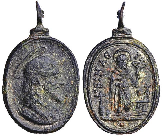 Recopilación medallas con el Rostro de Cristo ( Salvator Mvndi II) 0t28