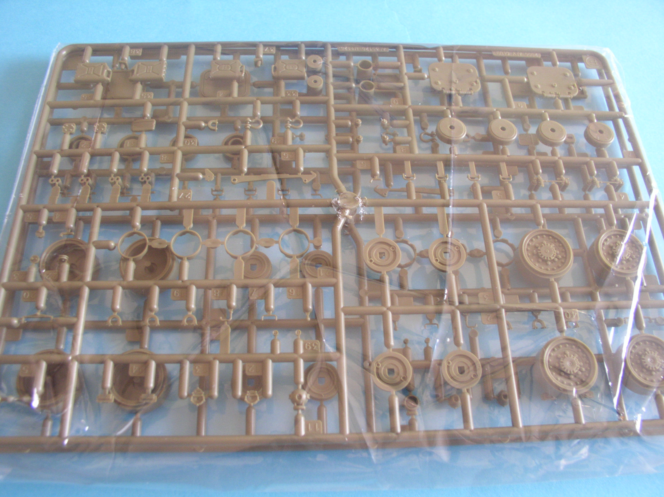 Review Kit Stryker M1128 MGS 1/35 AFV CLUB... P3110015