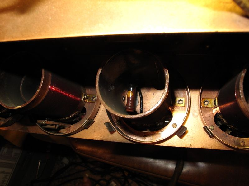 Choke specs for Edison R6 R7 Nctm