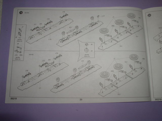 Review Kit German Panzerlok Baureine 57 Trumpeter 1/35 Pb020018