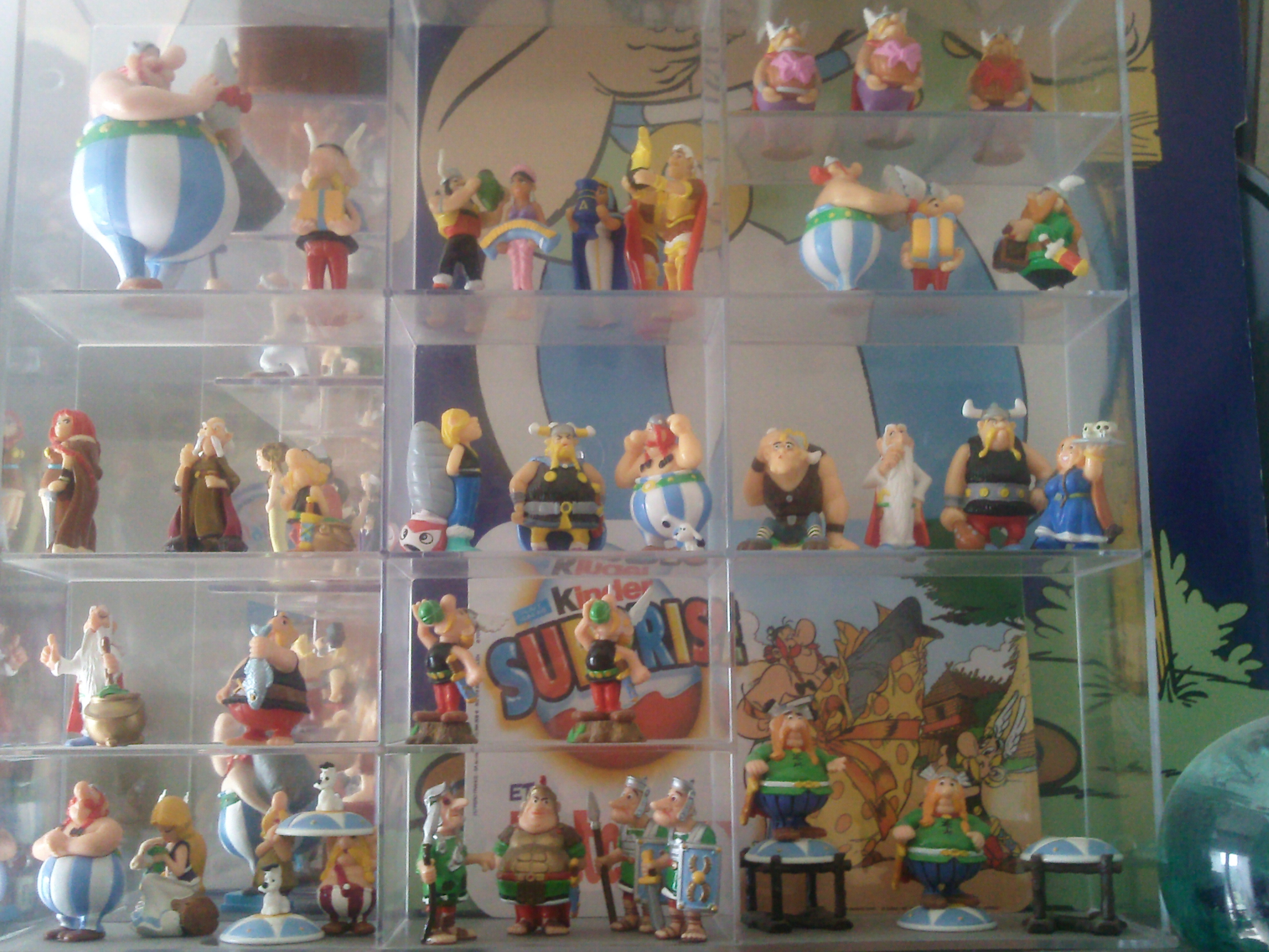 La collection Astérix de Karine Photo0024t