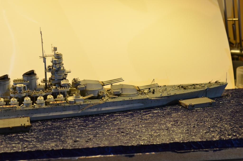 RN ROMA au 1/350 avec Kit Flyhawk. - Page 4 Ubgh