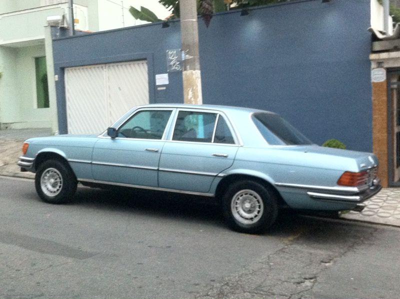 280S W116 1974 - R$ 26 mil W1166