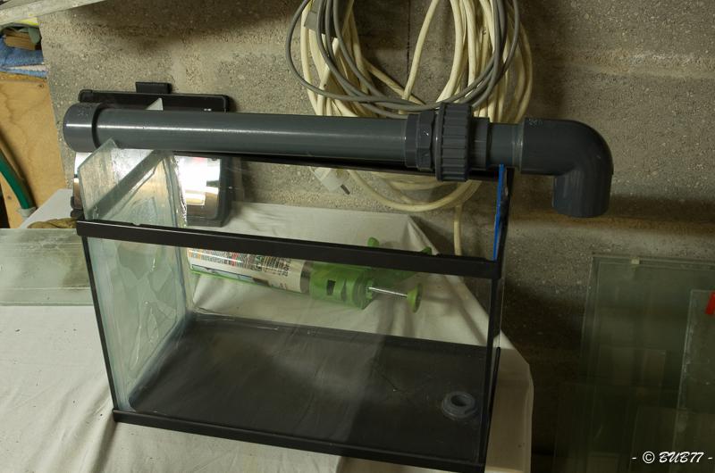 DIY - Fabrication d'un ATS Algae Turf Scrubber 11yf