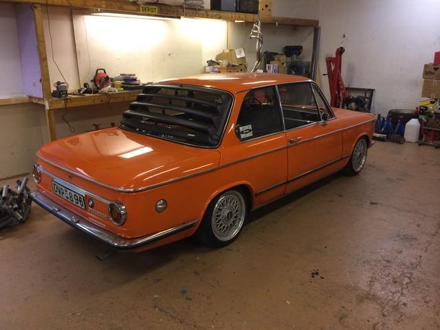 Ekkin - BMW 1602 -72 1,8 Turbo Mm68
