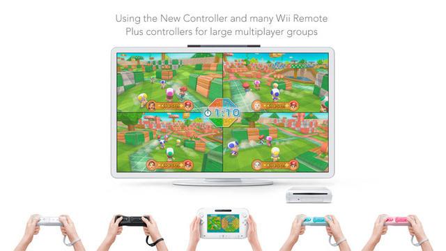 Nintendo - WII U Wiiuuses061