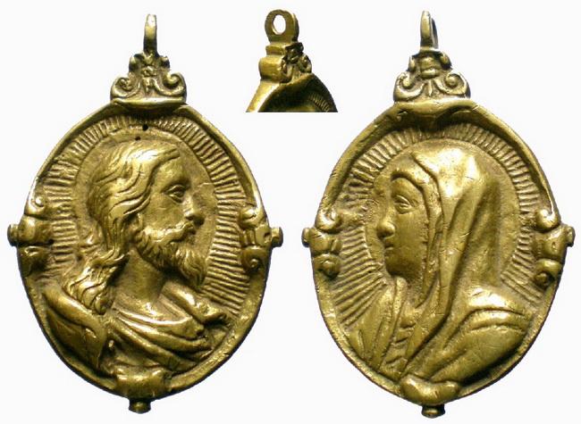 Recopilación medallas con el Rostro de Cristo ( Salvator Mvndi II) T6a5