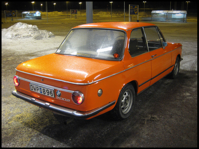 Ekkin - BMW 1602 -72 1,8 Turbo Paxn