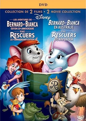 [BD] Les Aventures de Bernard et Bianca / Bernard et Bianca au Pays des Kangourous (24 octobre 2012) - Page 4 0246l