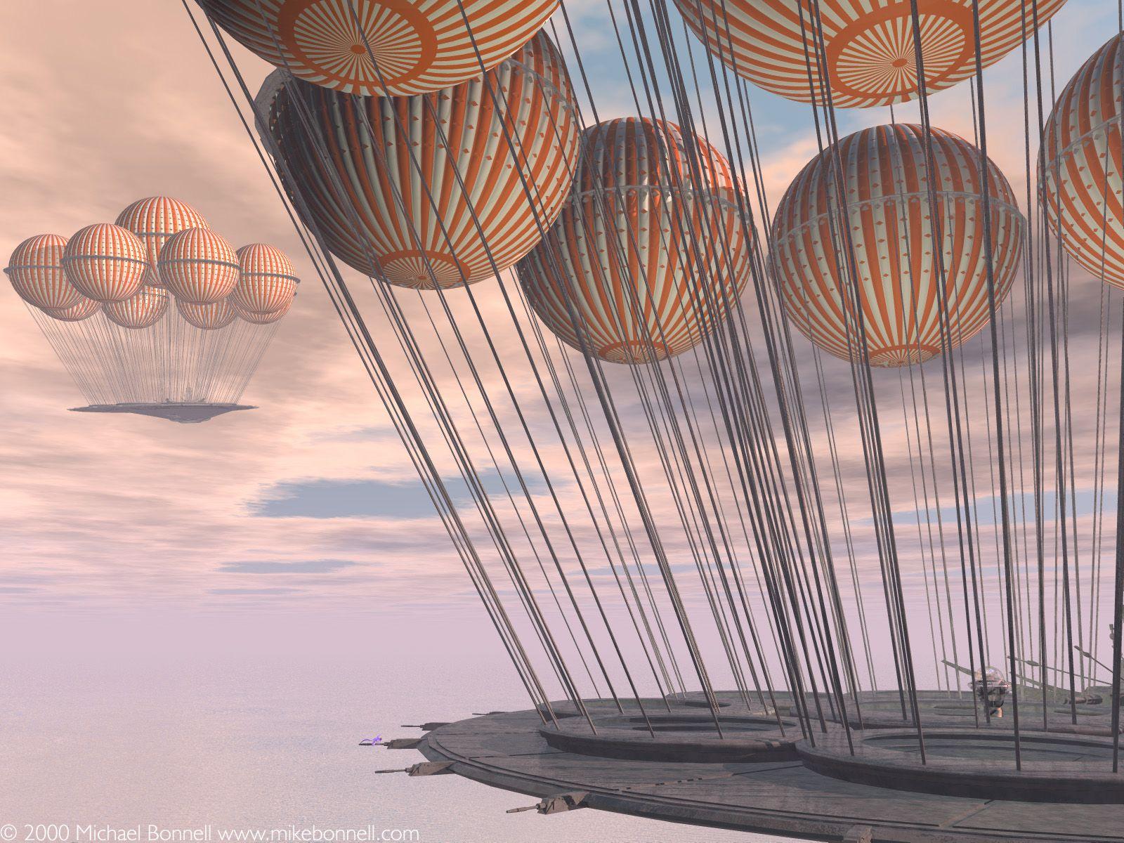 Hình 3D Balloon011600