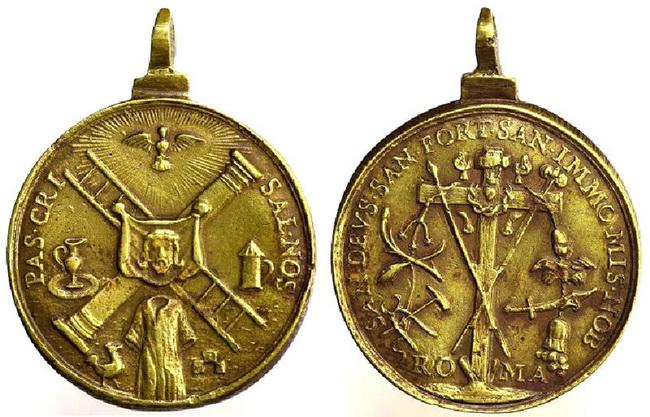 Recopilación medallas con el Rostro de Cristo ( Salvator Mvndi II) Sejt