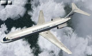 Ultimate Airliners: The DC-9 Classic Coolsky