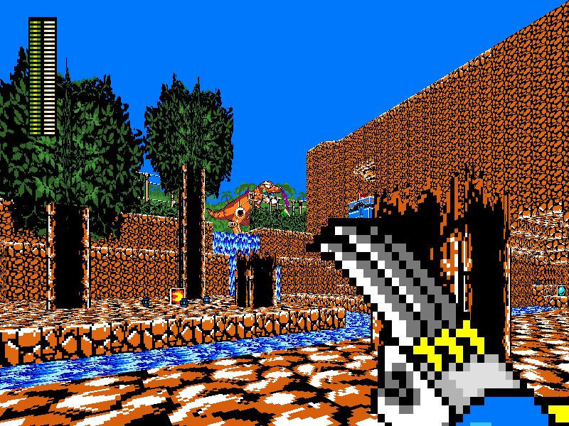 Megaman 8 bits deathmatch! Faisons des parties? Screenshotdoom201204020