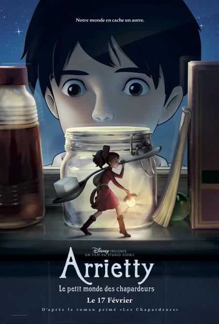 Arrietty, le Petit Monde des Chapardeurs [Ghibli - 2011] - Page 5 Secretworldof3364