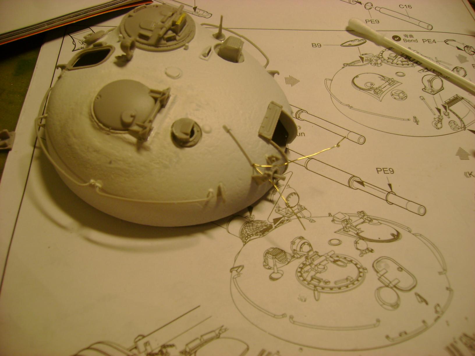 T-62 Trumpeter ...Terminé Up du 11/12... - Page 2 14581579