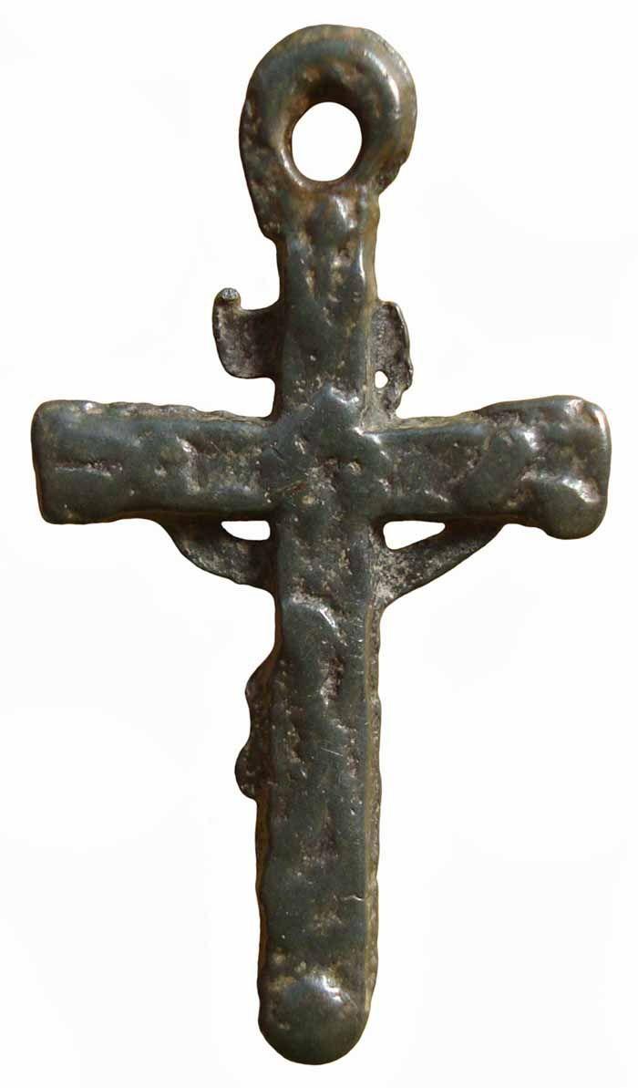 Crucifijo pequeño - MR(067) CC-011 Cc011c
