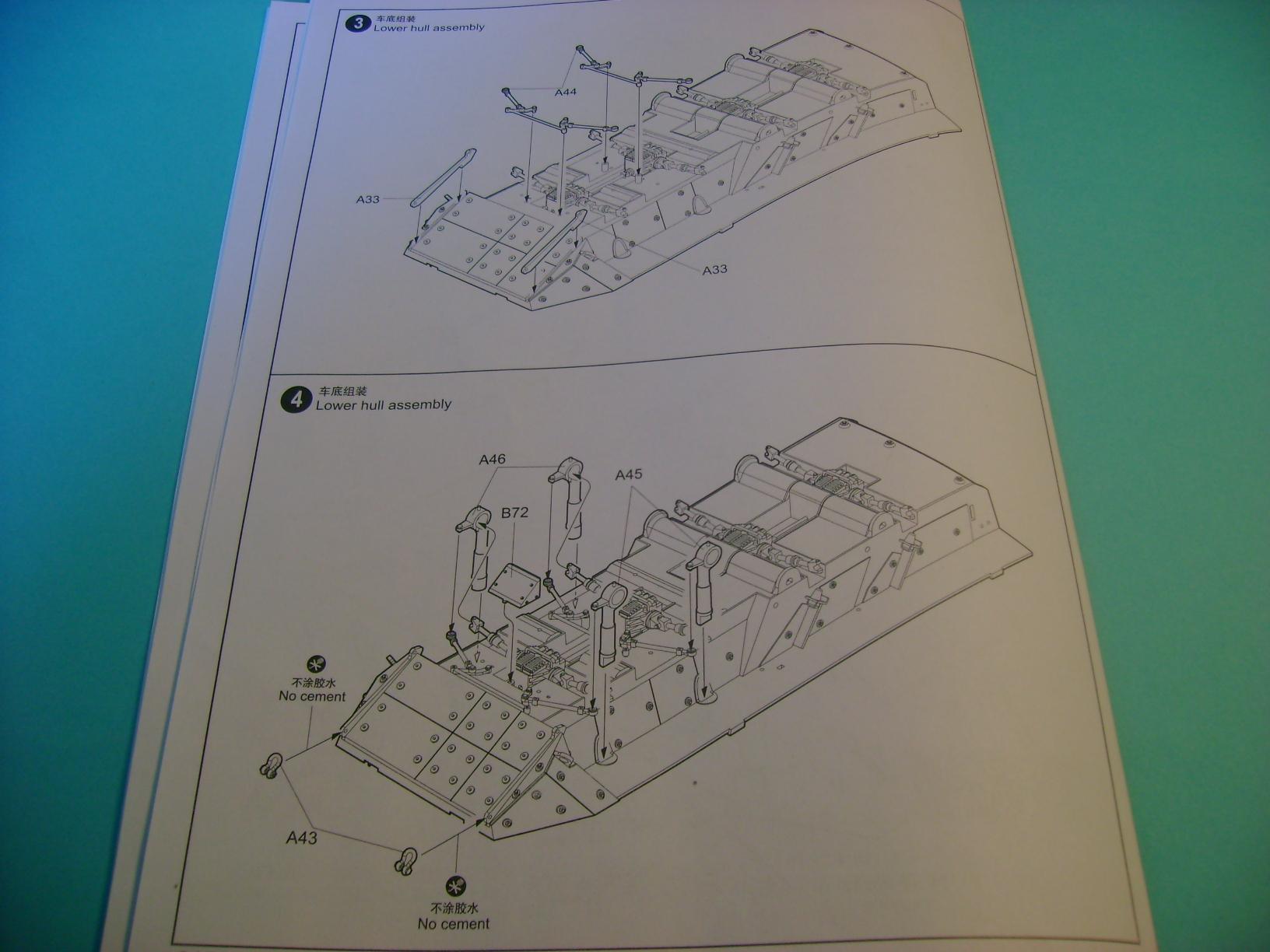 Review Kit M1129 Stryker Mortar Carrier Vehicle MC-B Trumpeter 1/35... Dsc02232xt