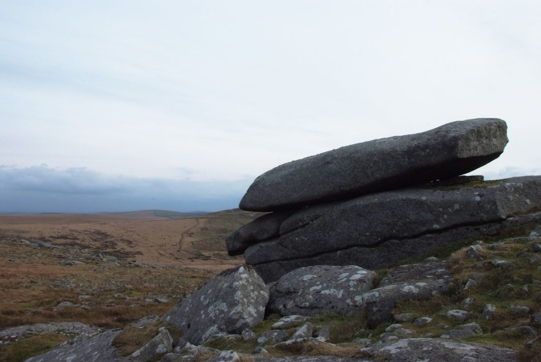 Climbing Roughtor, a Bronze Age site 50100340