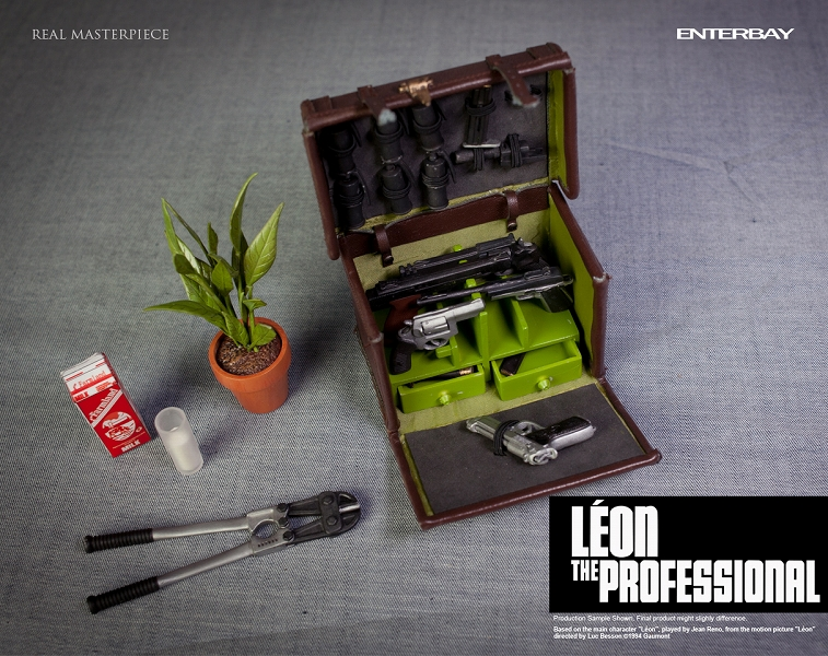 [ENTERBAY]   Leon: The Professional - 1/6 REAL MASTERPIECE - Página 2 23092012