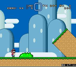 Ayuda con el Metroid HP Patch Mario00000