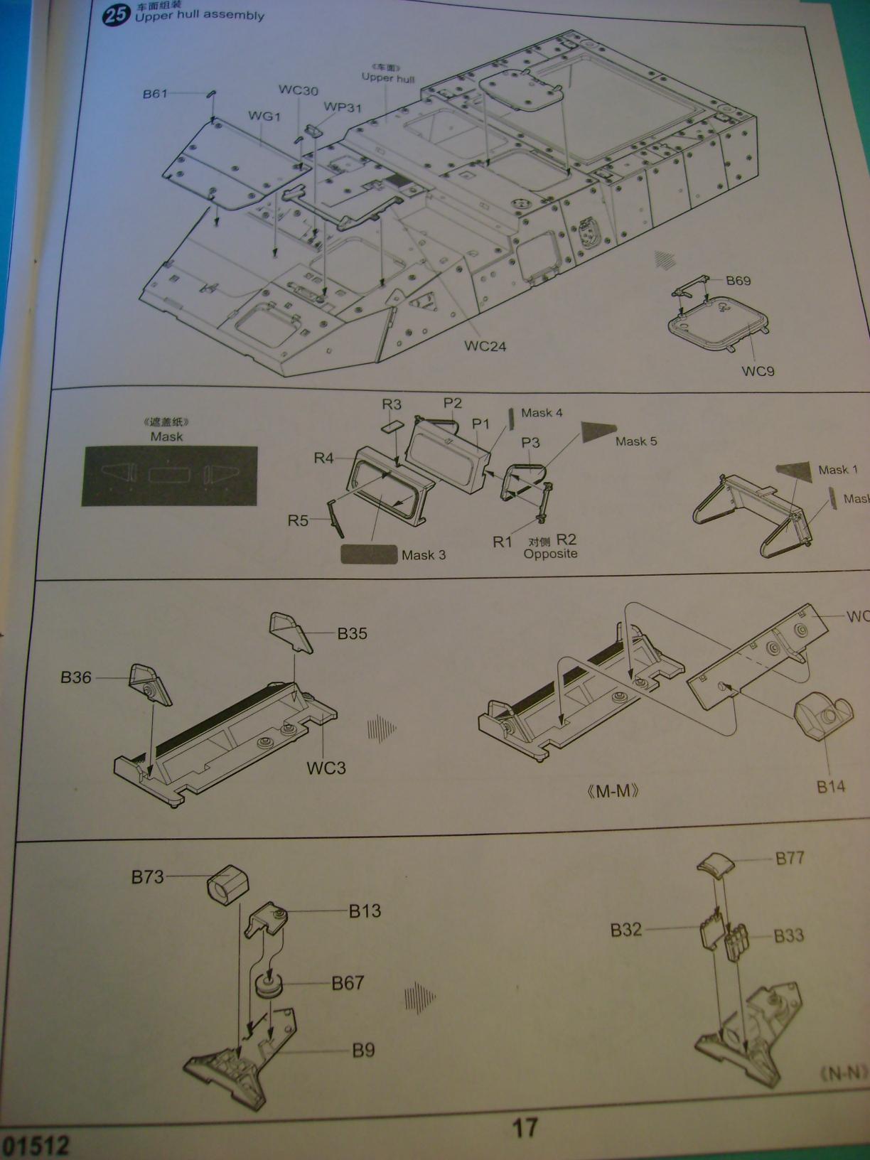 Review Kit M1129 Stryker Mortar Carrier Vehicle MC-B Trumpeter 1/35... Dsc02247lj