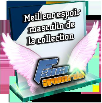 Collection n°361 : ES59 STAR WARS,LOTR,CINE(MAJ du 01/11/12 page 44),SERIE,DA Fanaawards2011masculin