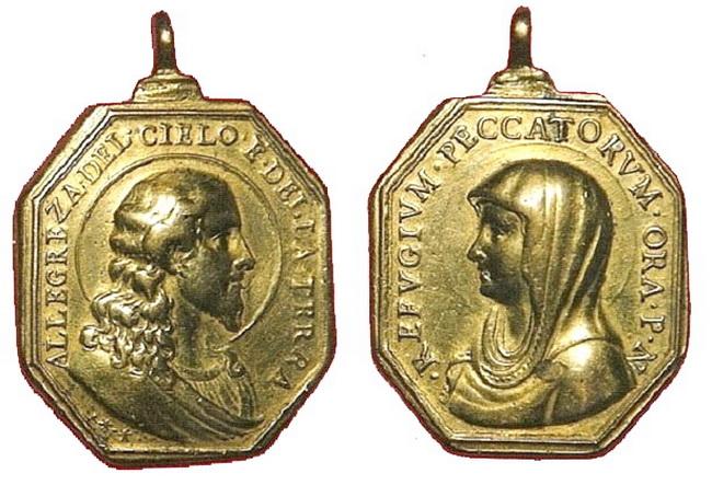Recopilación medallas con el Rostro de Cristo ( Salvator Mvndi II) 8dwm