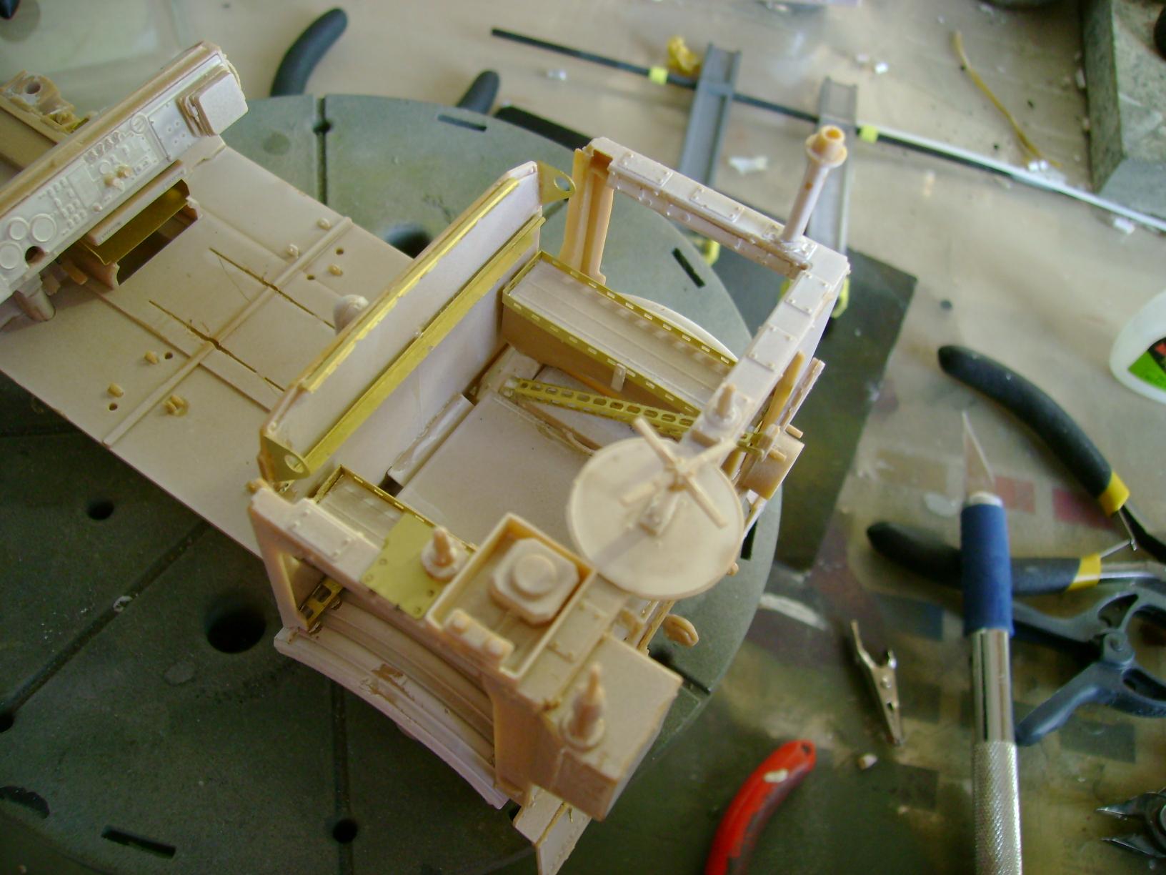 M-ATV Oshkosh....Kit Panda 1/35...Projet terminer !!!!!!!!!! ENFIN !!!!!!!!! - Page 2 34953339