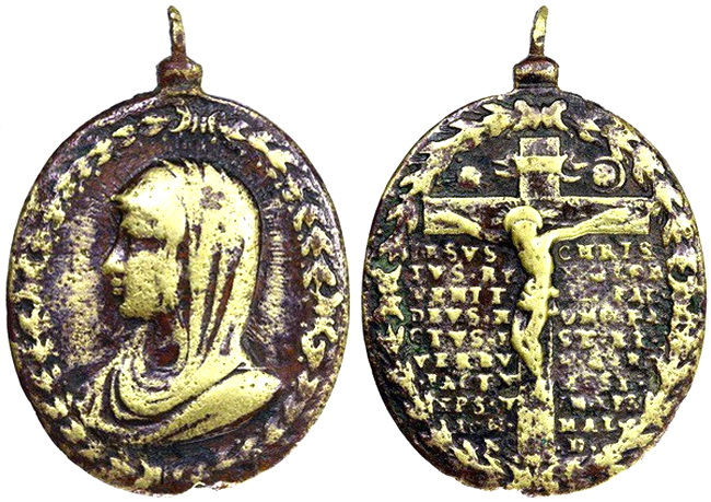 Recopilación medallas con el Rostro de Cristo ( Salvator Mvndi II) D6hf
