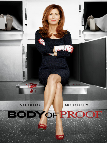 Body of Proof Seasons 01-02-03 DVDRip I3ch