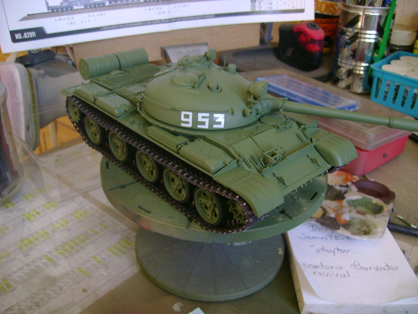 T-62 Trumpeter ...Terminé Up du 11/12... - Page 2 52397994