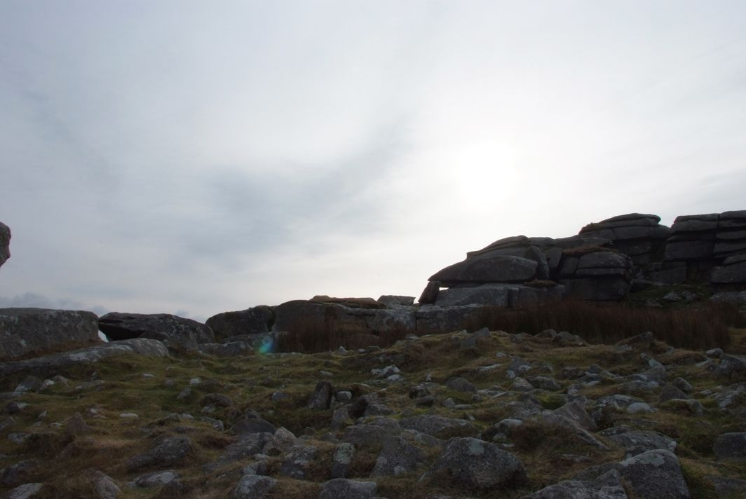 Climbing Roughtor, a Bronze Age site 71269416