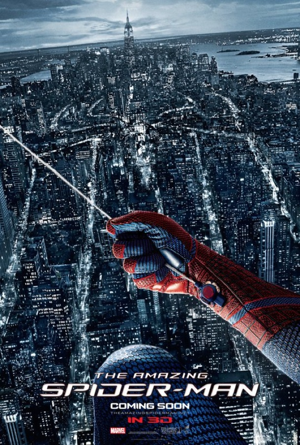 Objavljena prva slika novog Spider-Man-a - Page 2 Amazingspidermanposter1