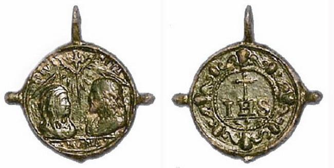 Recopilación medallas con el Rostro de Cristo ( Salvator Mvndi II) Hetr