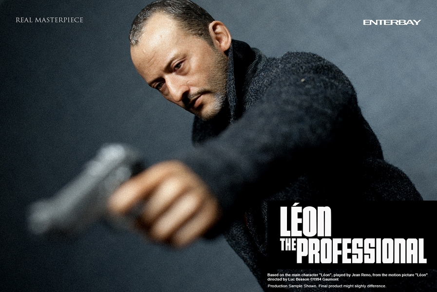 [ENTERBAY]   Leon: The Professional - 1/6 REAL MASTERPIECE - Página 2 2309208