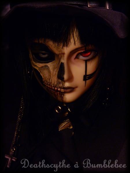 [Acrylic Bee] *Mise à jour et nouveaux make-up* (p.4) Deathscythe