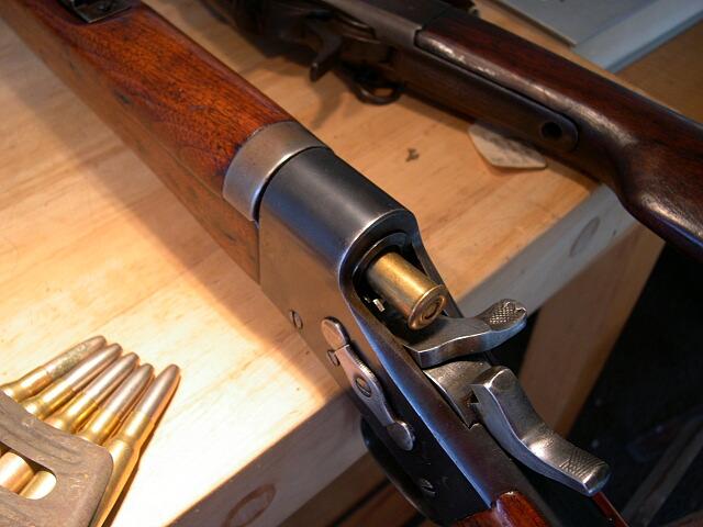 ROLLING BLOCK 1901/14 Cal 8mm LEBEL part2 Rr42dj