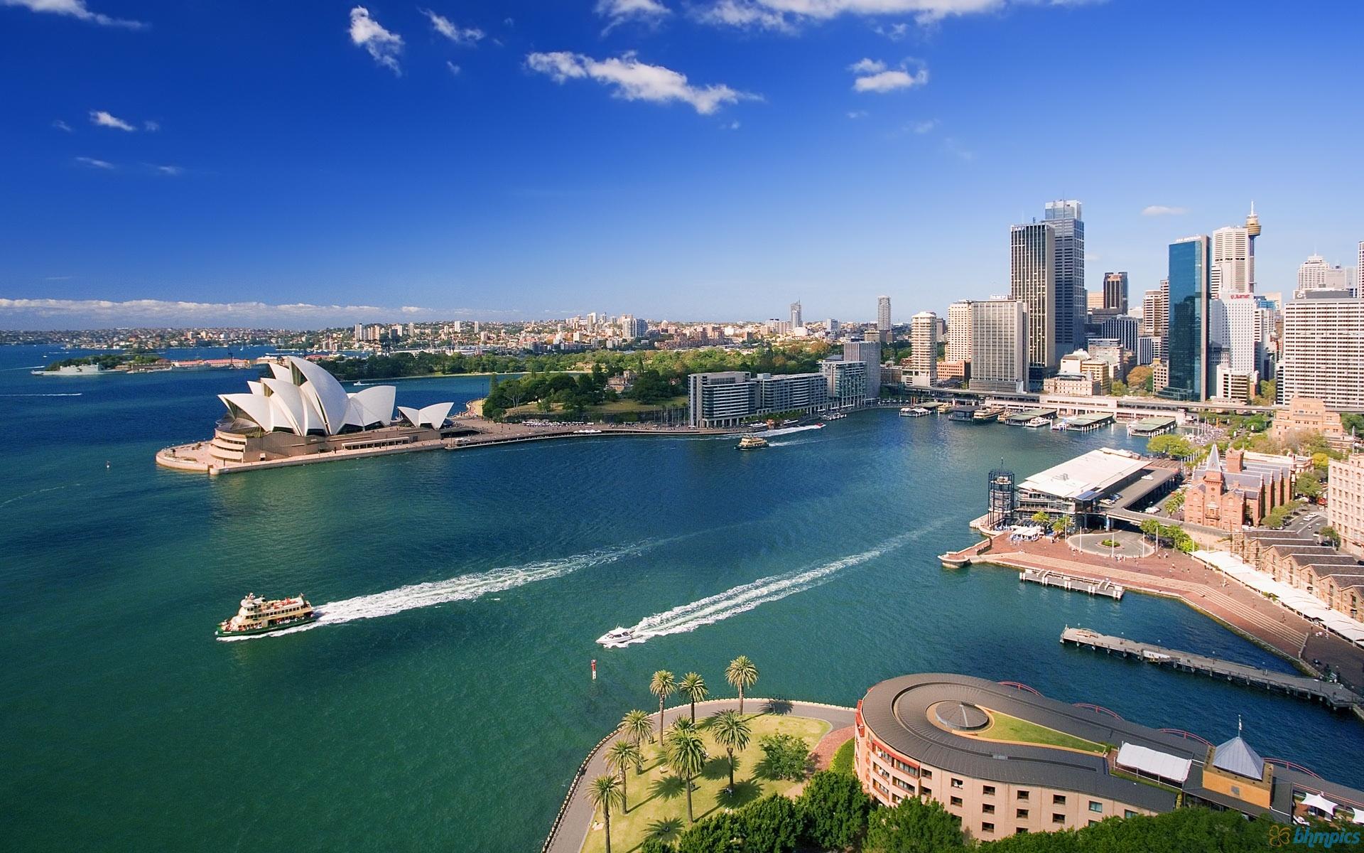 Australia HD Wallpapers Downtownsidney1920x1200