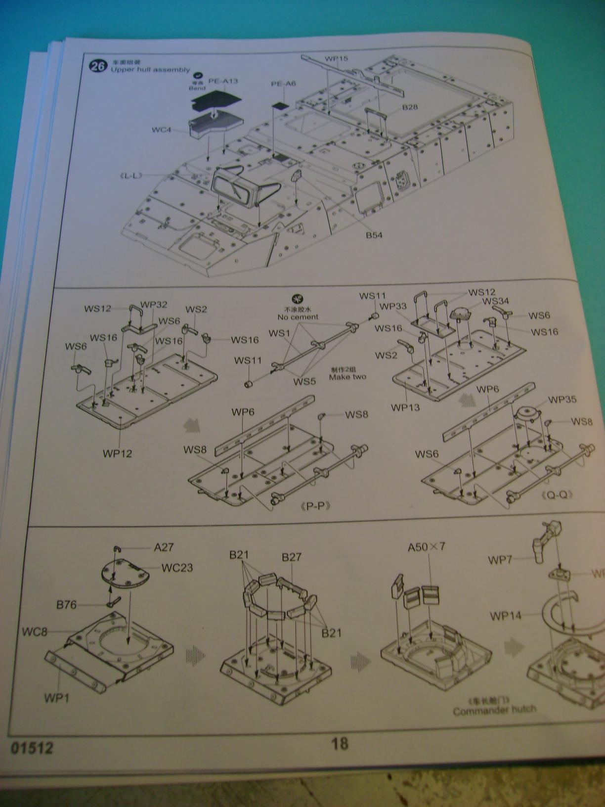 Review Kit M1129 Stryker Mortar Carrier Vehicle MC-B Trumpeter 1/35... Dsc02248et