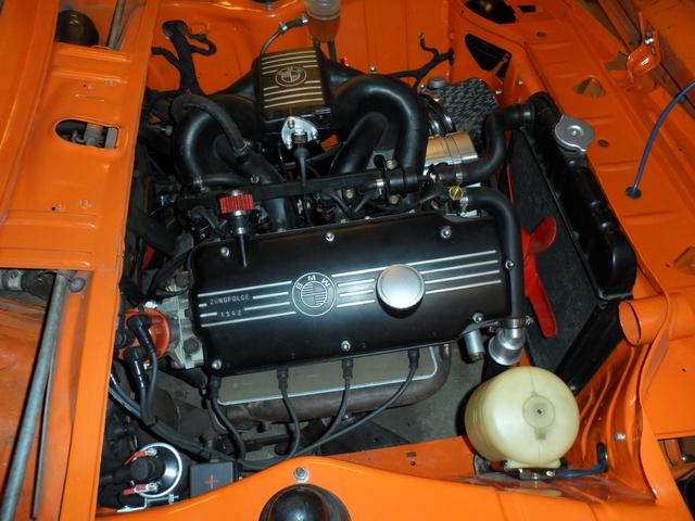 Ekkin - BMW 1602 -72 1,8 Turbo F92d