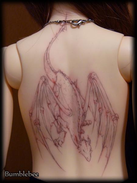 [make-up/tatouage] Acrylic Bee [Fermé pour l'instant] P1370076