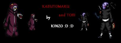Kinzo Sprites Kabtobi