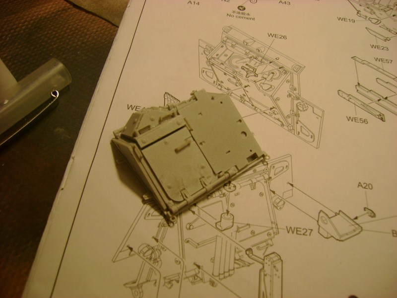 M1135 Stryker NBC RV 1/35 Trumpeter.... Terminé.... - Page 2 25907706