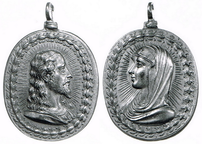 Recopilación medallas con el Rostro de Cristo ( Salvator Mvndi II) 1nt5