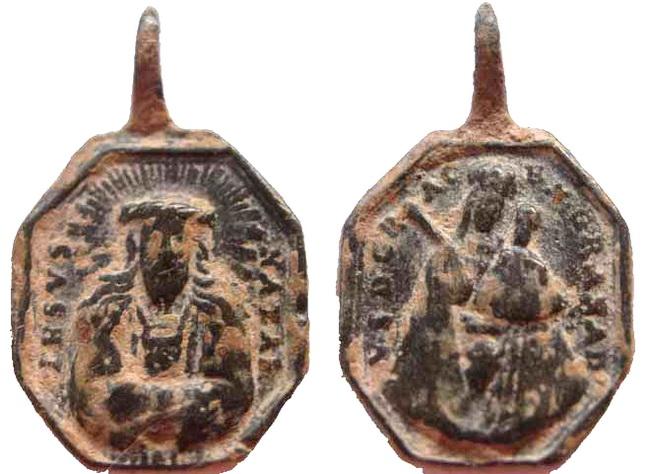Recopilación medallas con el Rostro de Cristo ( Salvator Mvndi II) Df65