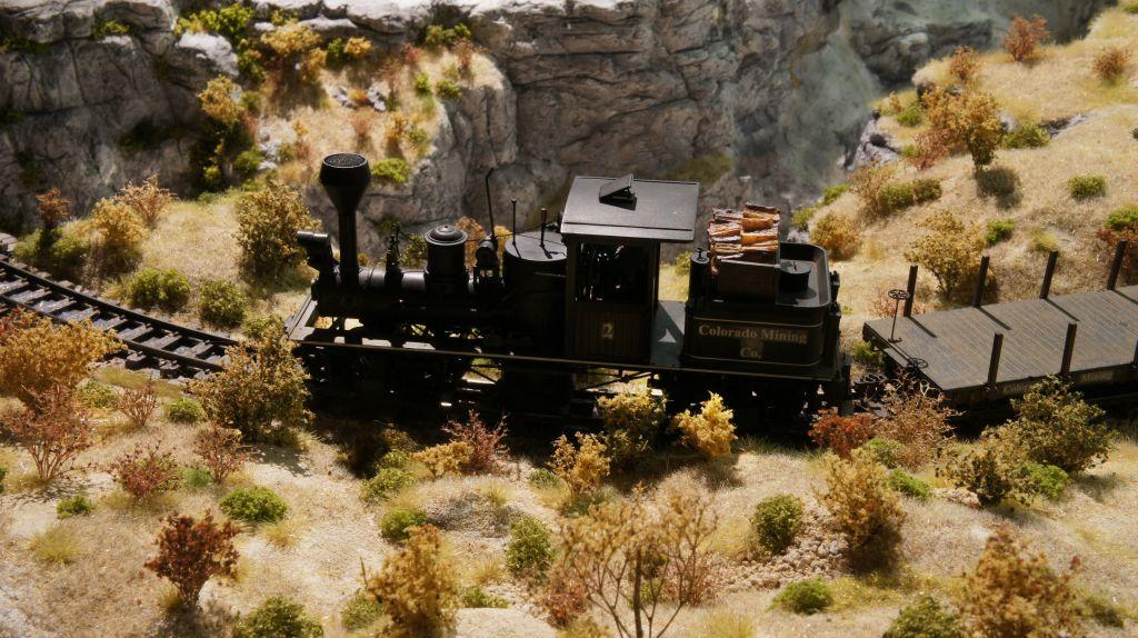 Black-Rock Canyon Kurvenah