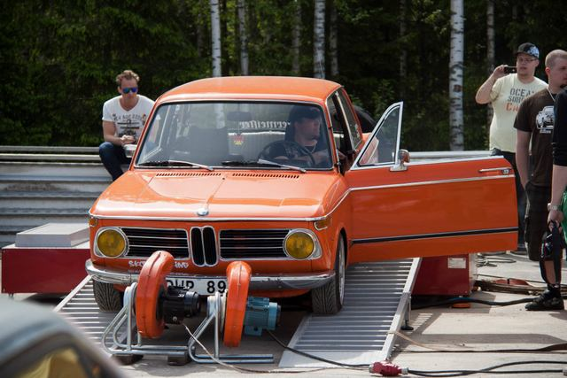 Ekkin - BMW 1602 -72 1,8 Turbo Bmdet