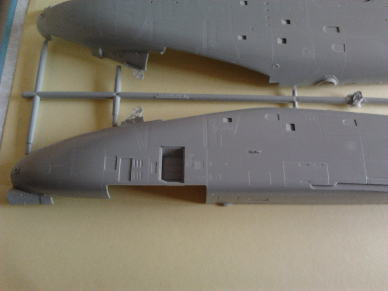 Review kit A-10A Thunderbolt II .Trumpeter 1/32.... 55427618