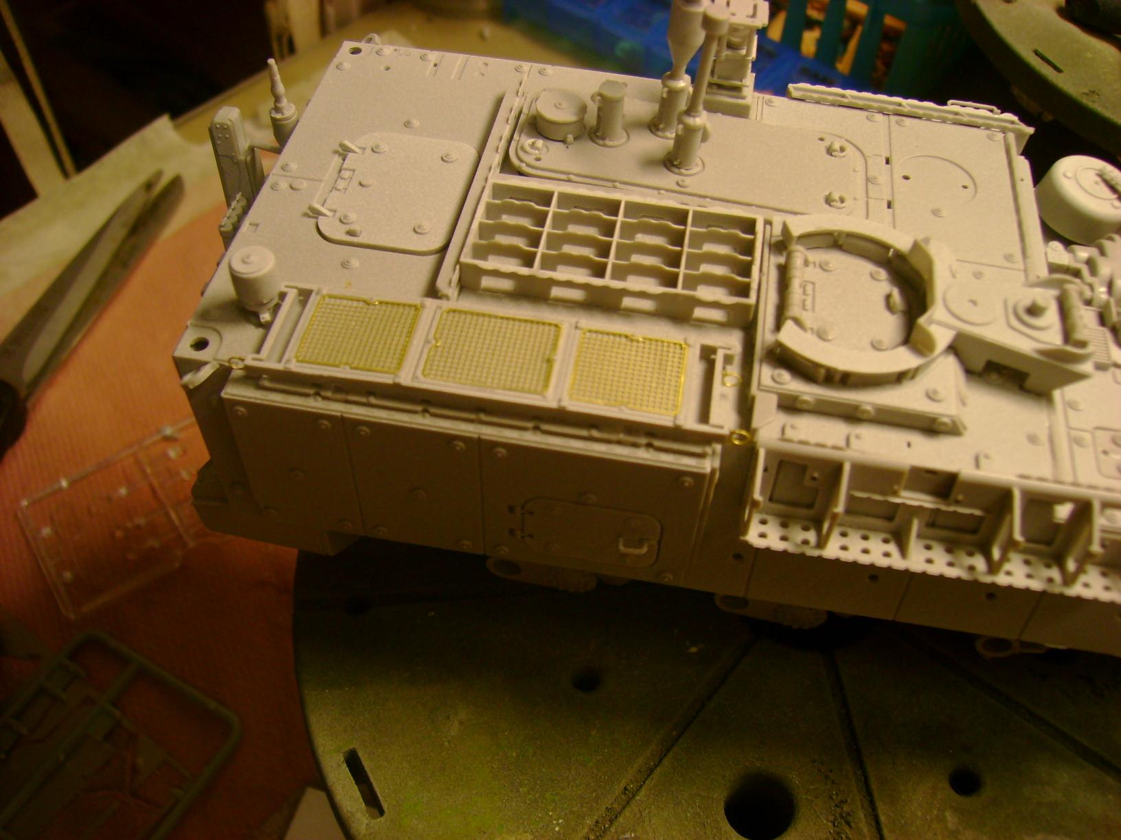 M1135 Stryker NBC RV 1/35 Trumpeter.... Terminé.... 71476192